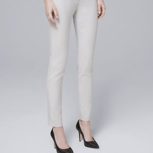 NWT | WHBM | Cropped Ankle Pant | size 2R